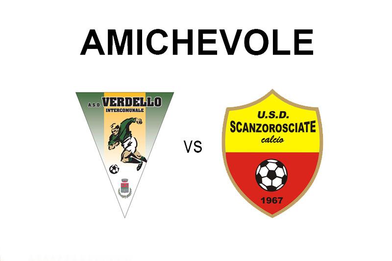 Amichevole, Verdello – Scanzorosciate 0-1